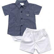 20.596 - Conjunto Body com Camisa