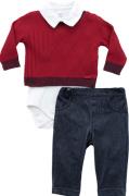 20.665 - Conjunto Body Sweater Ponto Diferenciado