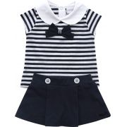 21.724 - Conjunto Cotton Blusa Navy