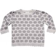 51.241 - Sweater com Círculos Grandes