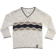 51.258 - Sweater com Jacquard Localizado