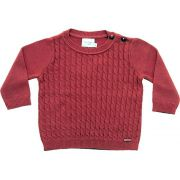 51.271 - Sweater Jacquard Mini Tranças