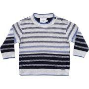 51.279 - Sweater com Listras Relevo