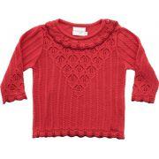 51.307 - Sweater com Ponto Trabalhado