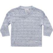 51.321 - Sweater com Ponto Triângulo