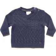 51.328 - Sweater com Pontos Diferenciados