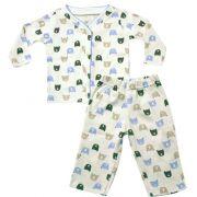 61.011 - Conjunto Pijama Silk Ursinho
