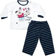 61.015 - Conjunto Pijama Silk Hula Hop