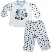 62.112 - Conjunto Pijama Silk Ursinho