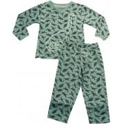 62.130 - Conjunto Pijama Silk Dinossauros