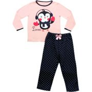 62.144 - Conjunto pijama Silk Pinguim