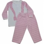 62.133EX - Conjunto Pijama Silk Tranças