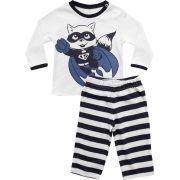 62.215 - Conjunto Pijama com Silk Super Herói