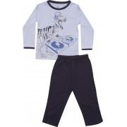 62.225 - Conjunto Pijama Silk Dinossauro