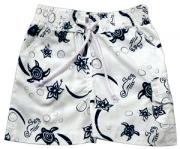 70.164 - Shorts Silk Fundo do Mar