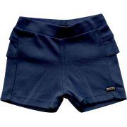 70.261 - Shorts com Babados Placa