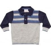 81.202 - Camisa Polo com Listras