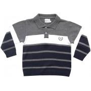 81.210 - Camisa com Listras Localizadas
