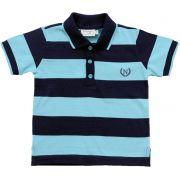 81.219 - Camisa Polo Listras Bicolor