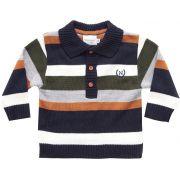 81.259 - Camisa Polo Listras Irregulares