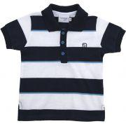 81.265 - Camisa Polo Listras Largas