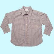 Camisa Tricoline Listrada Pop