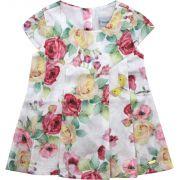 90.212 - Vestido Estampa Floral