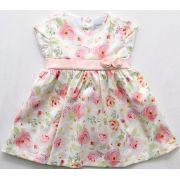 90.246 - Vestido com Estampa Floral