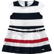 90.249 - Vestido Cotton Listrado