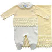 AE11.027 - Saída Maternidade Barrado Bicolor
