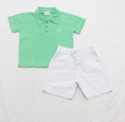 AE21.006 - Conjunto Camisa Polo com Shorts