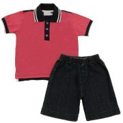 AE21.021 - Conjunto Camisa Polo