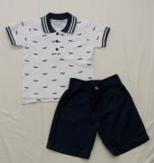 AE21.042 - Conjunto Camisa Polo Piquet