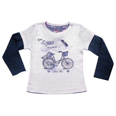 H51.082 - Blusa Bicicleta - Have Fun