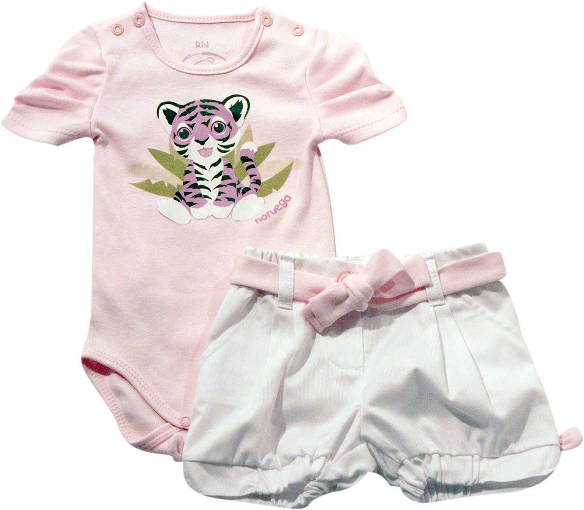 20.310 - Conjunto Body Silk Tigre