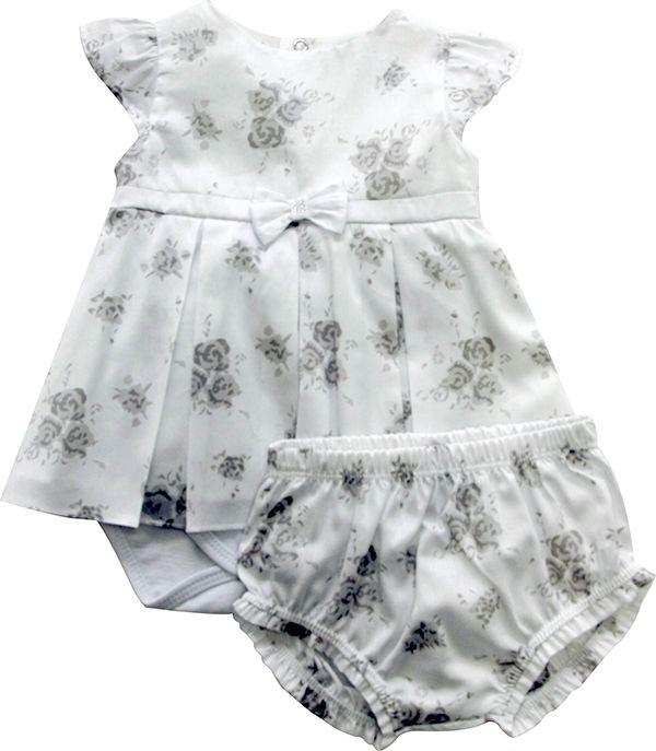 20.523 - Conjunto de Body Silk Floral