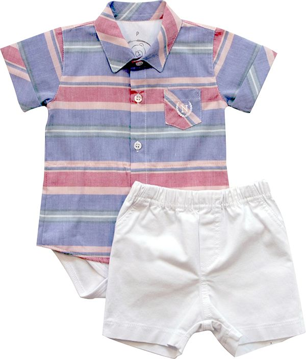 20.539 - Conjunto Body com Camisa