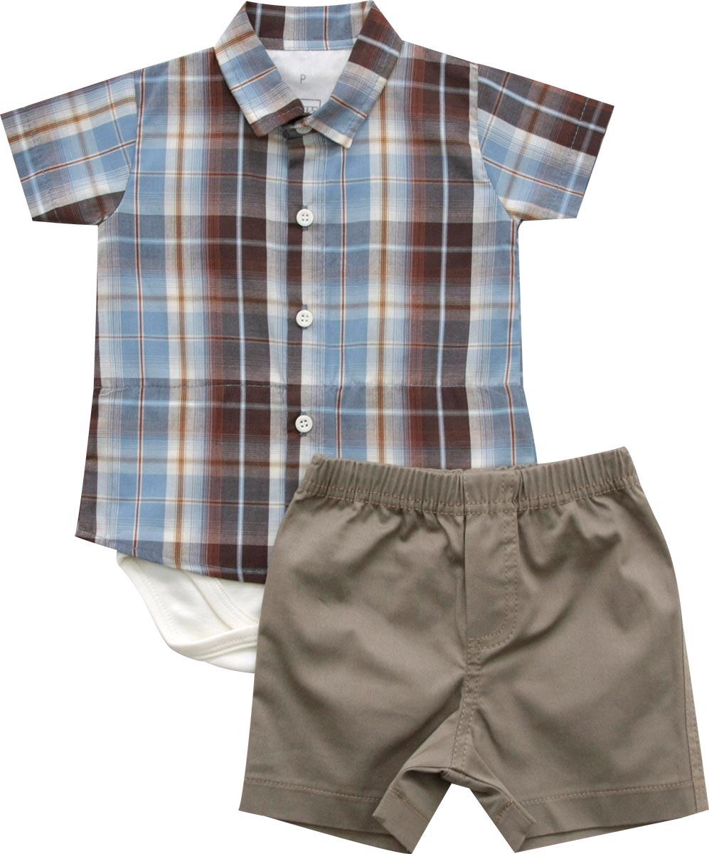 20.539A - Conjunto Body com Camisa