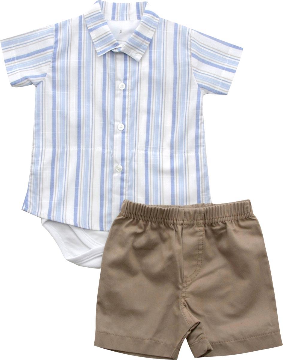 20.539F - Conjunto Body com Camisa