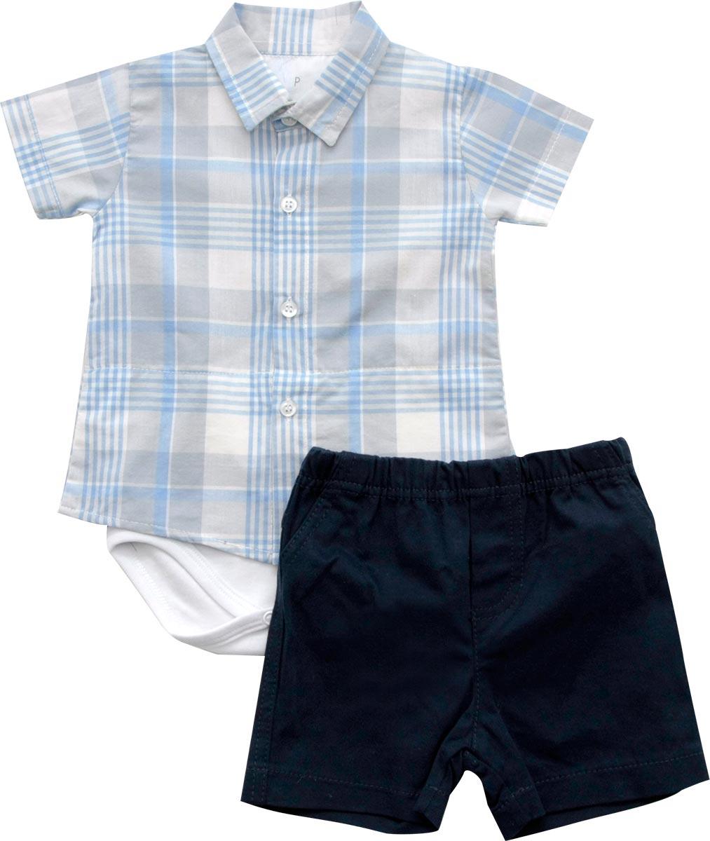 20.539I - Conjunto Body com Camisa