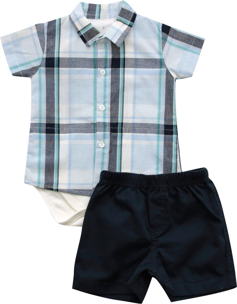 20.539J - Conjunto Body com Camisa