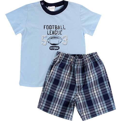 21.658 - Conjunto Silk Football