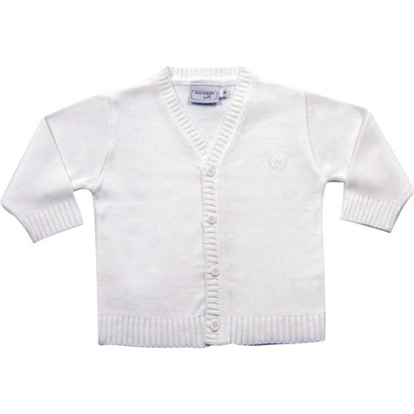 44.052 - Cardigan Basico De tricot