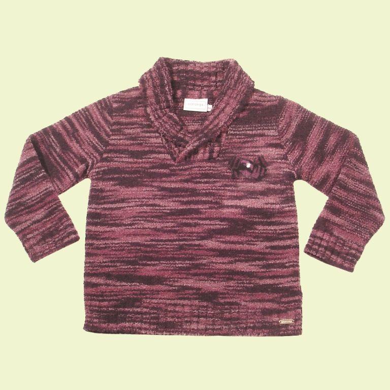 Sweater com Broche Laço  - Loja Noruega