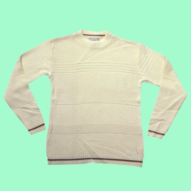Sweater Trabalhado  - Loja Noruega