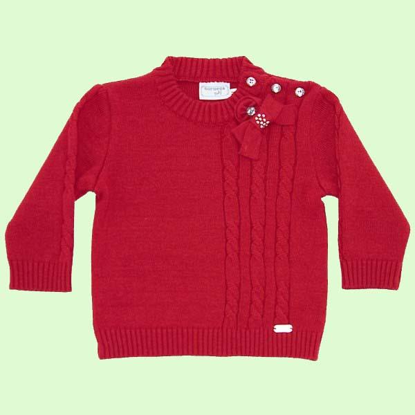 Sweater com Tranças  - Loja Noruega