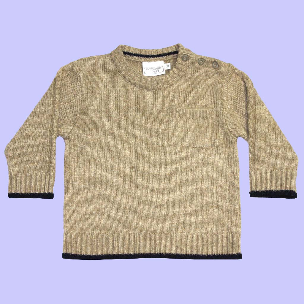 Sweater com Bolso  - Loja Noruega