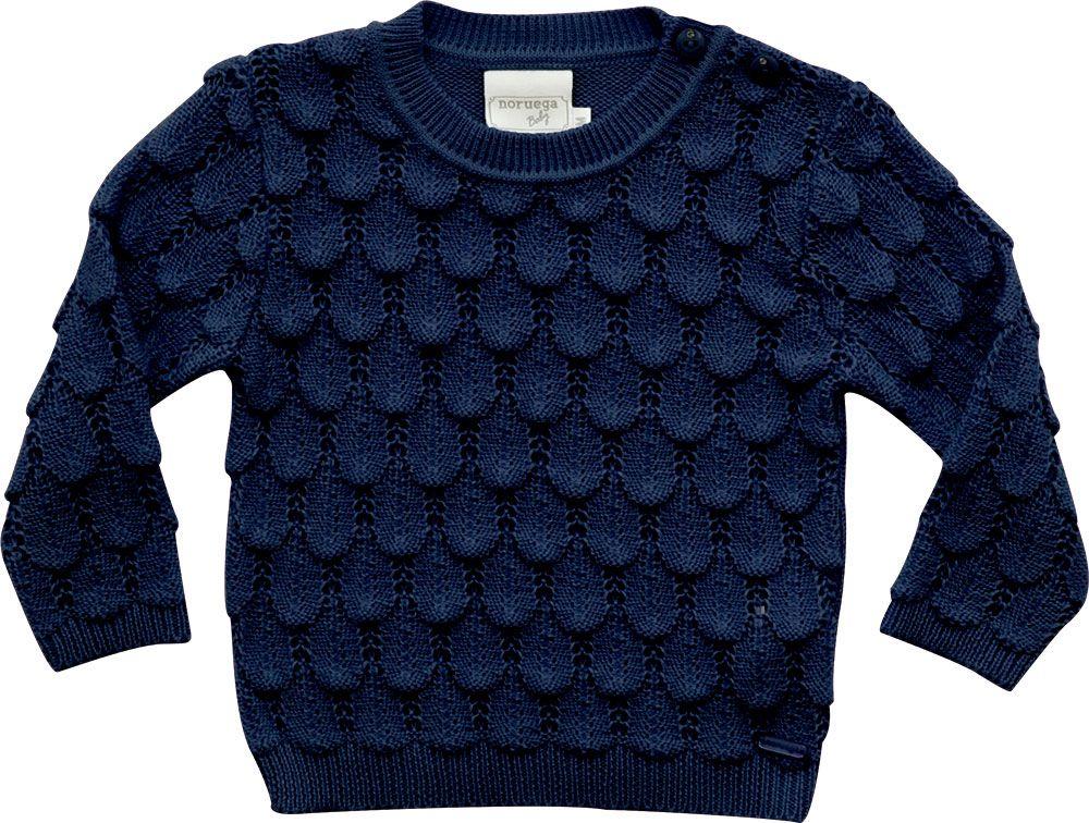 51.242 - Sweater com Ponto Gotas