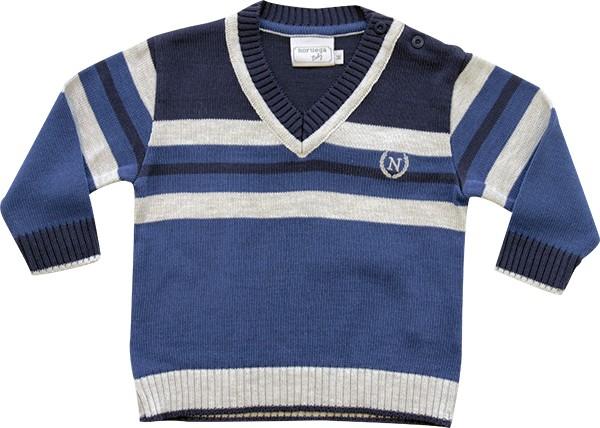 51.254 - Sweater com Listras Localizadas