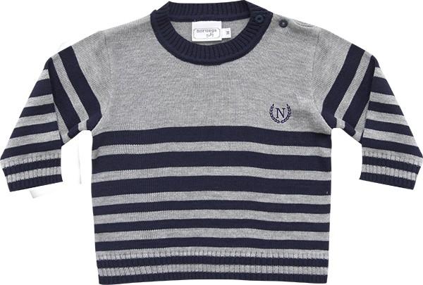 51.255 - Sweater com Listras